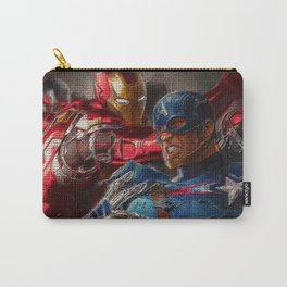War of superhero Carry-All Pouch