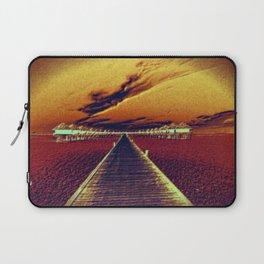 Fierce Sunset Laptop Sleeve