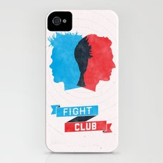 Fight Club Slim Case iPhone (4, 4s)
