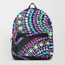 Dotted Mandala Backpack