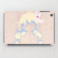 gurren lagann iPad Cases featuring Minimalist Nia by 5eth