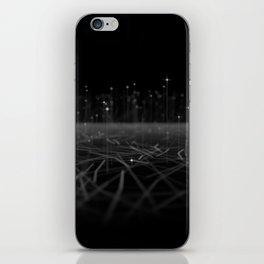 Star Grass iPhone Skin