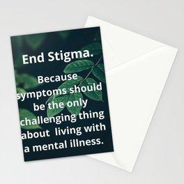 End Stigma. Stationery Cards