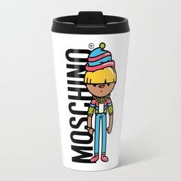 Moschino Cartoon Travel Mug