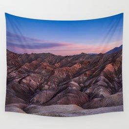 Death_Valley 5091 - Zabriskie_Point Sunrise Wall Tapestry