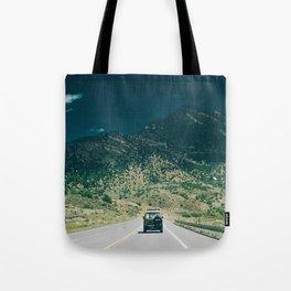 Synchro Bus Colorado Tote Bag