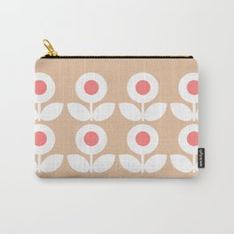 MCM Bloomin' Benaud...the cream, the bone, the white, the off-white, the ivory and the beige Carry-All Pouch