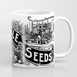 General List of Vegetable Seeds (1894) Coffee Mug