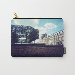 Louvre Gardens I Carry-All Pouch