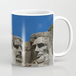 Four Former U S Presidents Coffee Mug