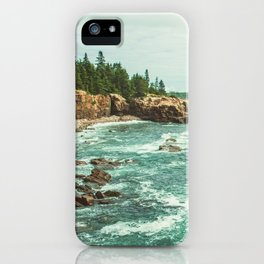 Summer Vacation iPhone Case