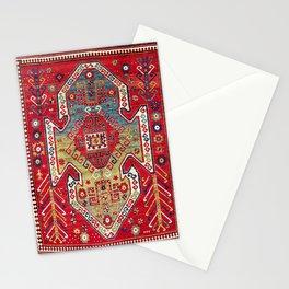 Sevan Kazak Southwest Caucasus Rug Print Stationery Cards