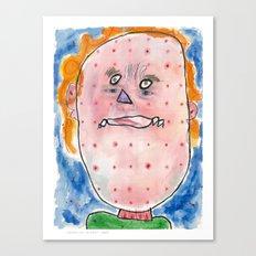 I feel ill Canvas Print