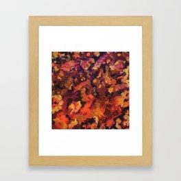 Fine Fall Framed Art Print