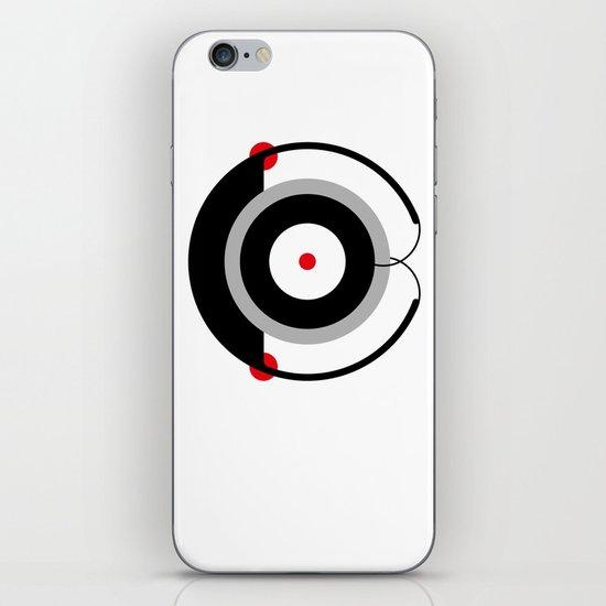 C LIKE C iPhone Skin