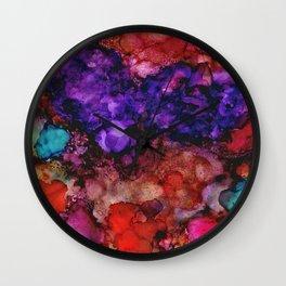 Nebula Dreams Wall Clock