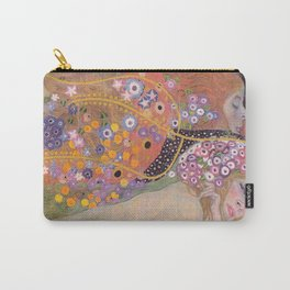 WATER SNAKES - GUSTAV KLIMT Carry-All Pouch