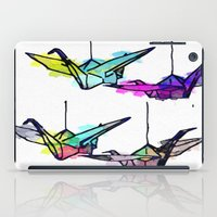 the lights iPad Cases featuring Lights by Sofia Gerona