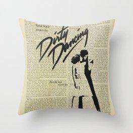 Dirty Dancing Throw Pillow