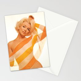 marilyn Classic Photography 6 Stationery Cards