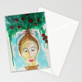 Pomona The Goddess of Fruitful Abundance Stationery Cards
