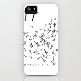 Outsiders iPhone Case
