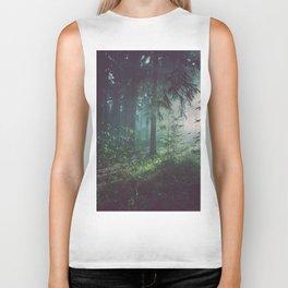 Magical Forest Biker Tank