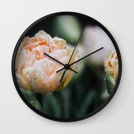 Returning Spring Wall Clock