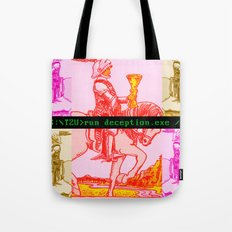 Cups of War Tote Bag