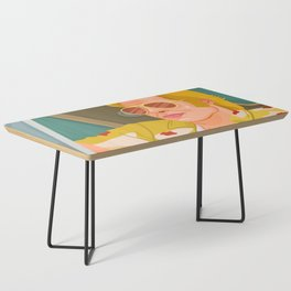 Once Upon A Time in Hollywood Cliff Booth Coffee Table