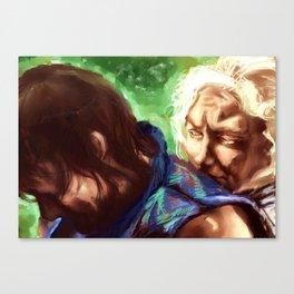Daryl & Beth WD Canvas Print