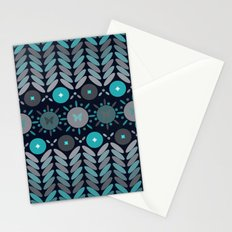 Winter's Night Stationery Cards