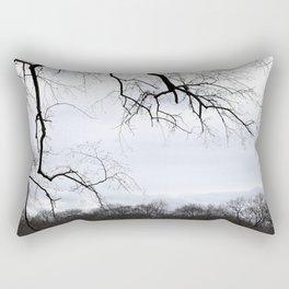 The Forest Awakes Rectangular Pillow