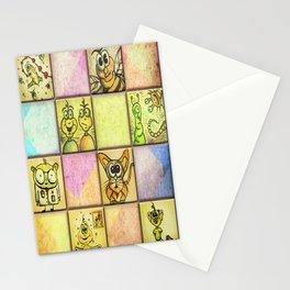 Lunchbox Napkin Art Stationery Cards