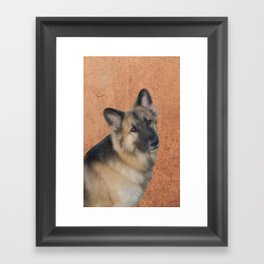 Guiness Wants to Know Framed Art Print