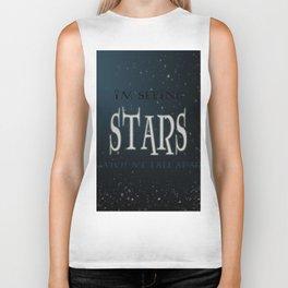 Stars Biker Tank