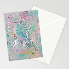 Graffiti Texture Stationery Cards
