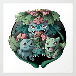 Evolution 1 Art Print