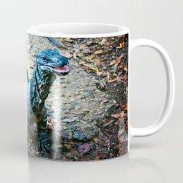 Lazy Lace Monitor Coffee Mug