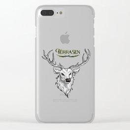 Terrasen Clear iPhone Case