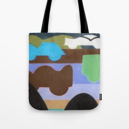 How about Camelbacks? Tote Bag