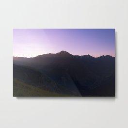 Weminuche Wanderland - Silverton CO Metal Print