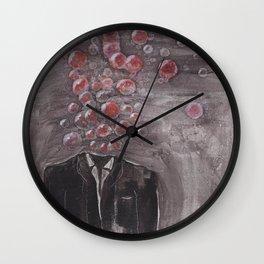 """Lifted Spirit"" Wall Clock"