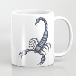 Scorpion Coffee Mug