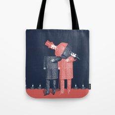 Menswear Tote Bag