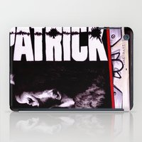 patrick iPad Cases featuring Patrick by Zombie Rust