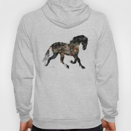 Horse (Distant Galaxy) Hoody