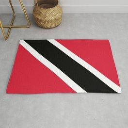 Trinidad & Tobago Flag Rug