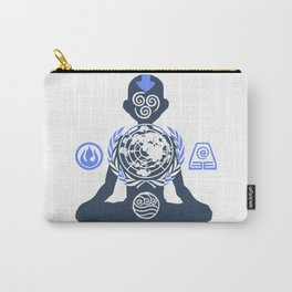 United Nations of the Earth Kingdom Carry-All Pouch