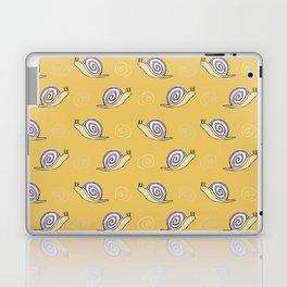 Snails & Swirls Pattern Laptop & iPad Skin